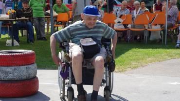 Zveme vás na XXI. ročník Sportovních her seniorů a zdravotně postižených občanů