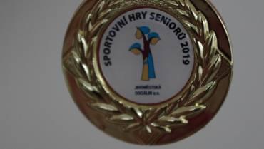 XXI. Sportovní hry seniorů a hendikepovaných občanů