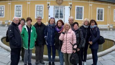 Výlet na zámek Kozel a do Starého Plzence