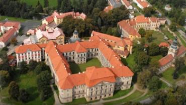 Krásný výlet do kláštera Plasy
