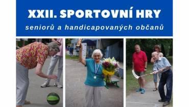 Zveme vás na Sportovní hry seniorů 23.9.2021